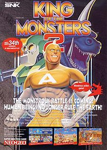 King of the Monsters 2 - Wikipedia