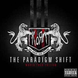 The Paradigm Shift - Image: Korn World Tour Edition