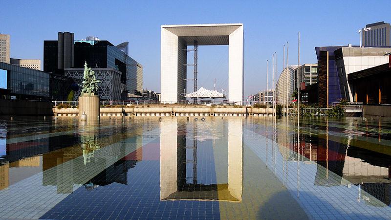 Arche La Défense