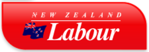 New Zealand Labour Party leadership election, 1996 - Image: Labourlogo 2008