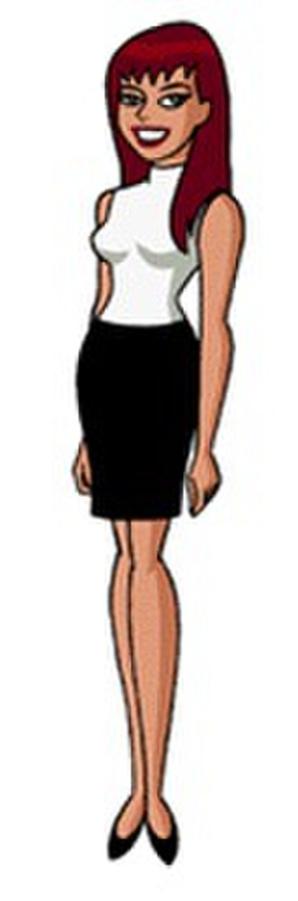 Lana Lang - Lana Lang, as appeared in Superman: The Animated Series.