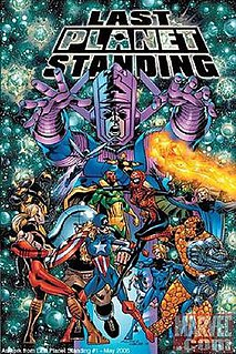 <i>Last Planet Standing</i>