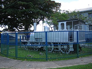 Trinidad Government Railway