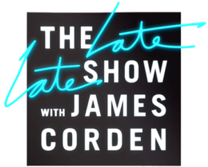 The Late Late Show (U.S. TV series) - Image: Late Late Show With James Corden Logo