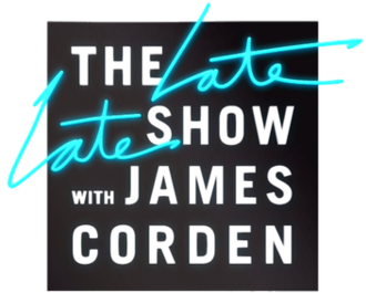 The Late Late Show with James Corden - Image: Late Late Show With James Corden Logo