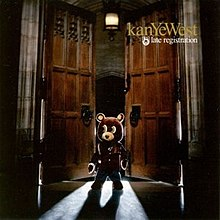 Image result for kanye west late registration