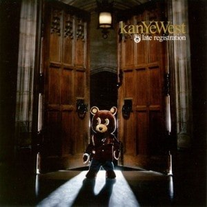 Late Registration - Image: Late registration cd cover