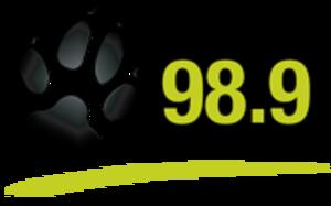 CHYC-FM - Image: Le Loup 989