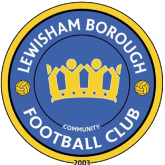 Lewisham Borough F.C. - Image: Lewisham Borough F.C. logo