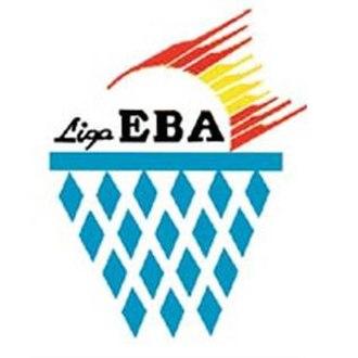 Liga EBA - Image: Liga eba