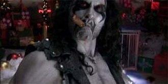 "Lobo (DC Comics) - Andrew Bryniarski as ""Lobo"" in the AFI student film, The Lobo Paramilitary Christmas Special."