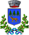 Coat of arms of Locana