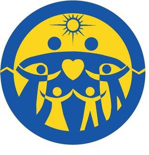 Unification Church - Image: Logo of the Family Federation for World Peace and Unification
