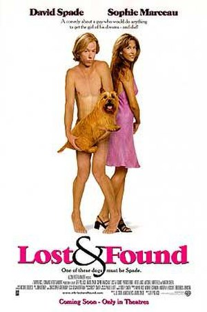 Lost & Found (1999 film) - Promotional film poster