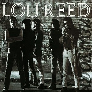 New York (album) - Image: Lou Reed New York (album cover)