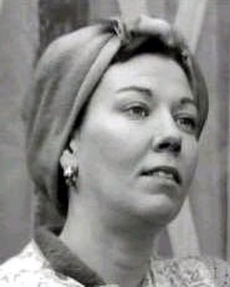 Lou Beale - Lou as she appeared in CivvyStreet, played by Karen Meagher