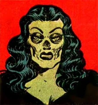 Madam Satan (comics) - Image: Madam Satan Pep Comics