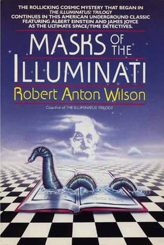 Masks of the Illuminati - 1990 paperback edition