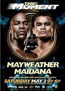 Floyd Mayweather Jr. vs. Marcos Maidana