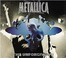 Metallica - The Unforgiven II-kover.jpg