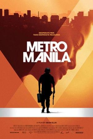 Metro Manila (film) - Image: Metro Manila Poster