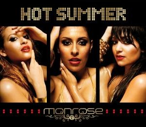 "Hot Summer (song) - Image: Monrose's single ""Hot Summer"" (2007)"