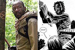 Morgan Jones The Walking Dead Wikipedia