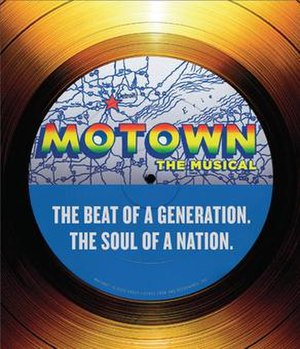 Motown: The Musical - Image: Motown The Musical
