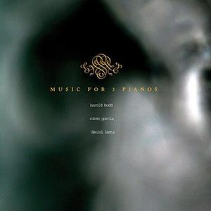 Music for 3 Pianos - Image: Music for 3 Pianos album