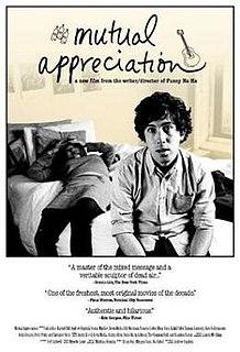<i>Mutual Appreciation</i> 2005 film by Andrew Bujalski
