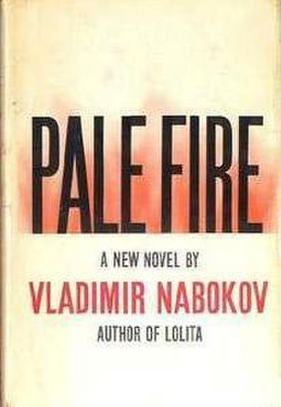 Picture of a book: Pale Fire