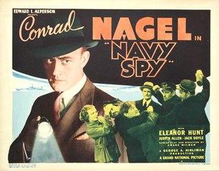 <i>Navy Spy</i> 1937 film by Joseph H. Lewis