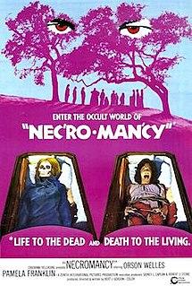 <i>Necromancy</i> (film) 1972 horror film directed by Bert I. Gordon