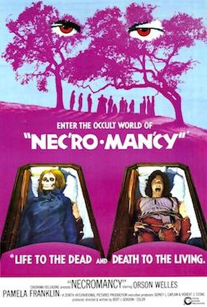 Necromancy (film) - Image: Necromancy