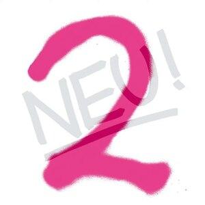 Neu! 2 - Image: Neu 2 albumcover