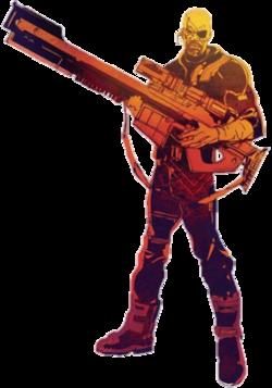 Nick Fury Jr. - Wikipedia