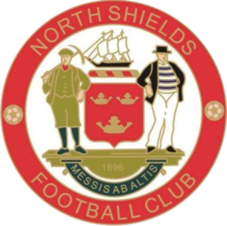 North Shields F.C. - Image: North Shields FC Club Badge