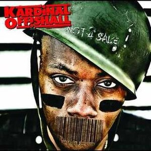 Not 4 Sale (Kardinal Offishall album) - Image: Not 4 Sale
