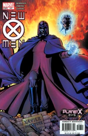 Planet X (comics) - Image: Nxm 147
