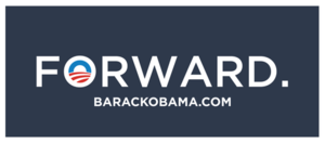 Barack Obama presidential campaign, 2012 - Image: Obama Forward 2012