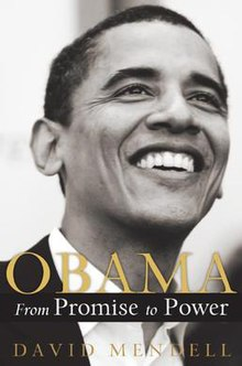 Obama From Promise to Power cover.jpg