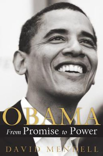 Obama: From Promise to Power - Image: Obama From Promise to Power cover