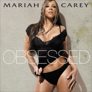 Obsessed (Mariah Carey song) - Image: Obssesed (single) Mariah Carey