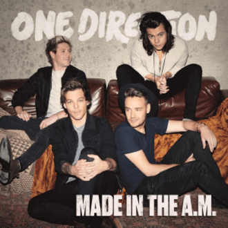 Made in the A.M. - Image: One Direction Made in the AM (Official Album Cover)