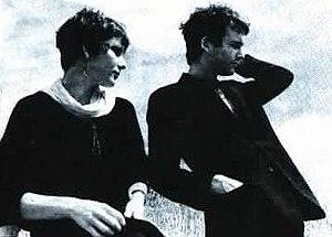 Opal (band) - Kendra Smith and David Roback