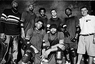 Mob (slamball team) - Original Mob Team