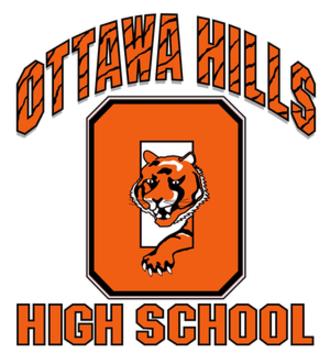 Ottawa Hills High School (Michigan) - Ottawa Hills High School Logo