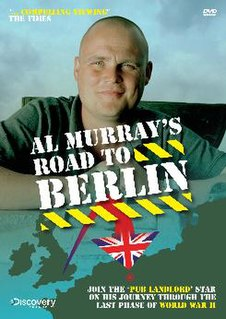 <i>Al Murrays Road to Berlin</i> television series