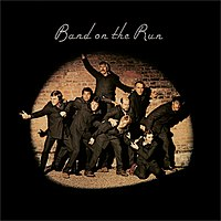 Band on the Run cover