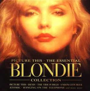 Picture This – The Essential Blondie Collection - Image: Picture This – The Essential Blondie Collection cover